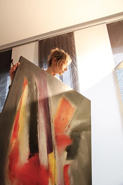 artiste peintre nathalie perie