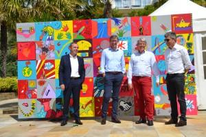 team building artistique, un éco évènement responsable