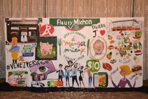 Incentive Créatif : team building de Fleury Michon