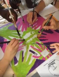 team buidling créatif eurasmus